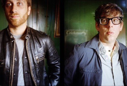 ein duo auf schmusekurs - Review: The Black Keys live in der Arena Berlin